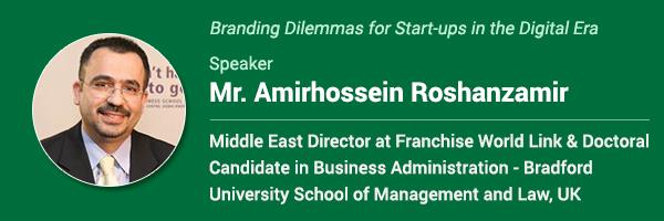 Webinar with Amirhossein Roshanzamir