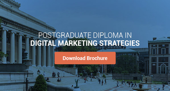 Postgraduate Diploma in Digital Marketing Strategies